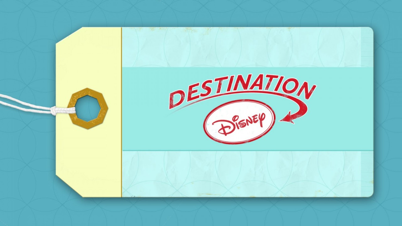 Destination Disney Video Series