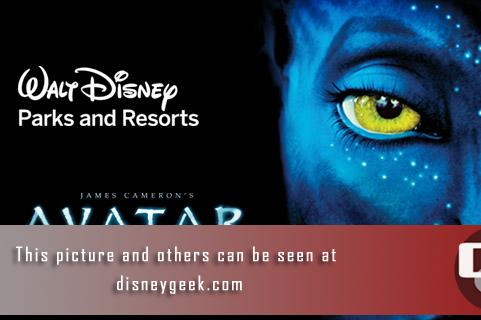 Avatar coming to Animal Kingdom and more….
