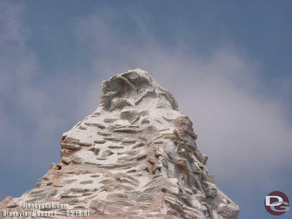 Quick Matterhorn Comparison