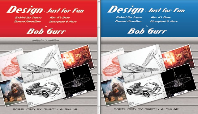 Bob Gurr Book & VIP Party Coming in May
