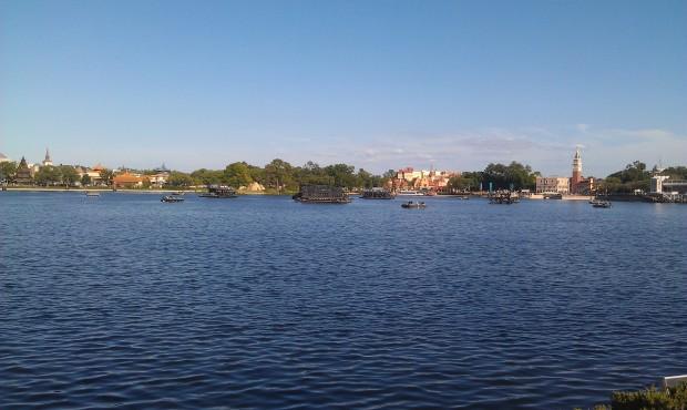 A random World Showcase lagoon picture.