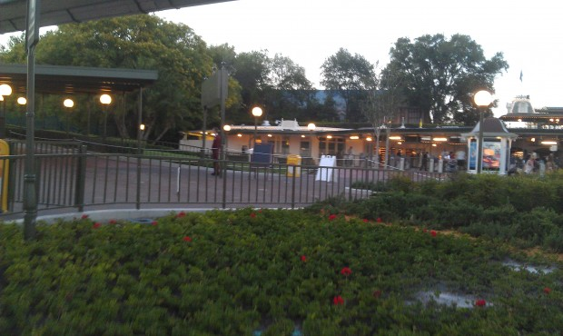 FYI the Express Monorail line is currently closed.  Resort line is open but crowded.