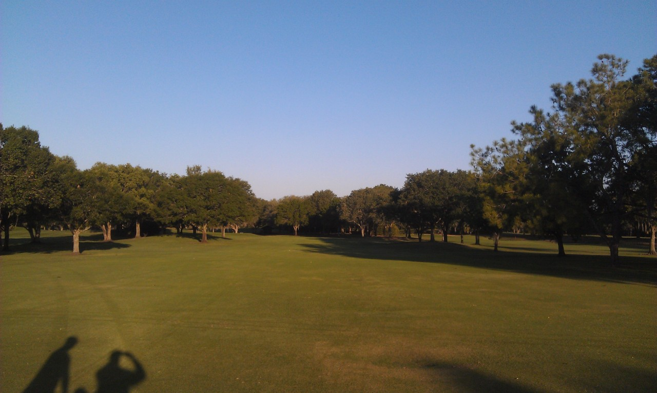 Oak Trail hole 4