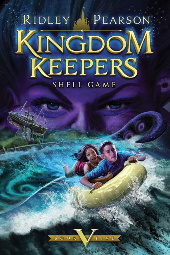 Kingdom Keepers V: Shell Game – Released Today