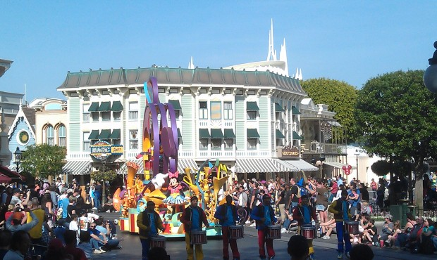 Soundsational making its way into Town Square.