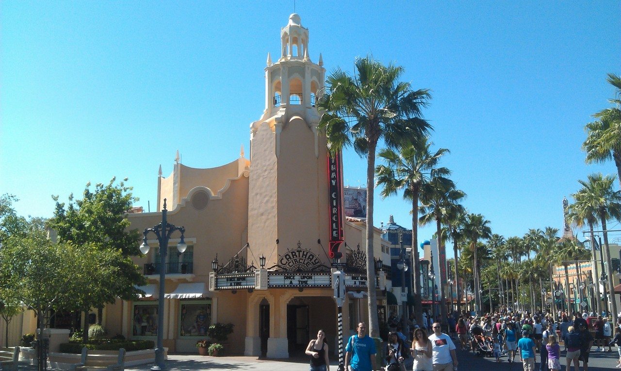The Studios Carthay