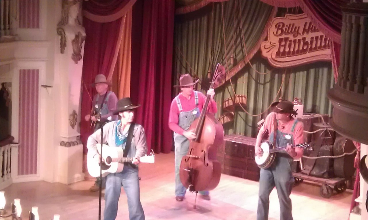 Time for Billy Hill and the Hillbillies