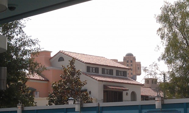 Buena Vista Street is in the home stretch now.