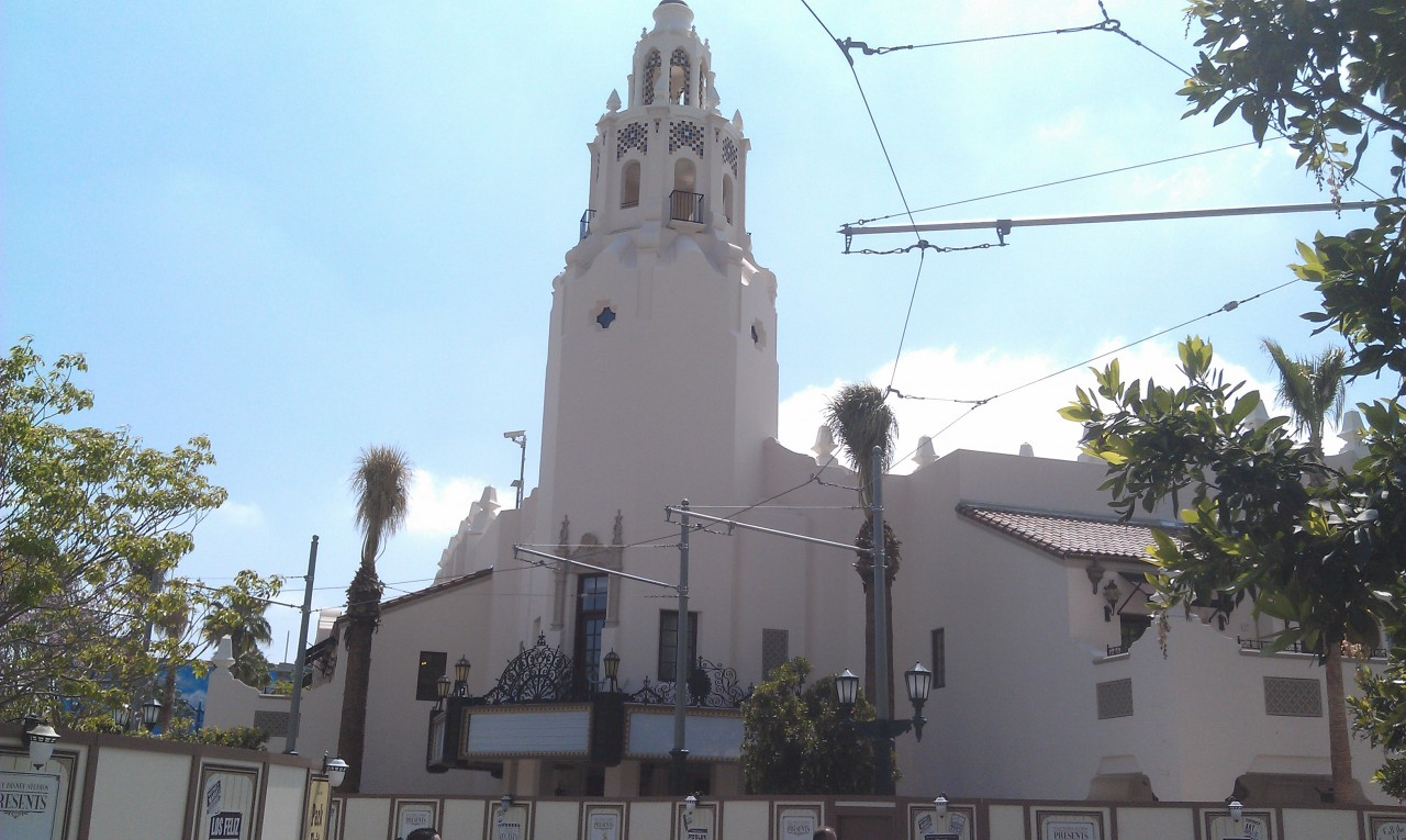 The Carthay is looking great.