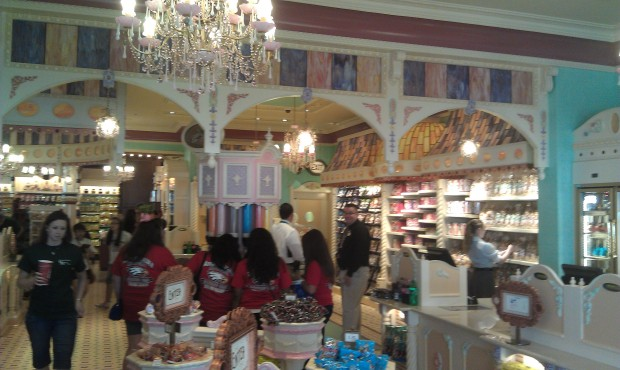 The Penny Arcade and Candy Palace are also reopened.