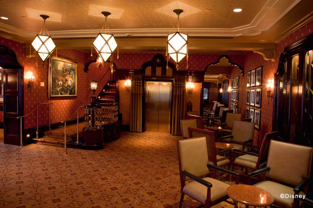 Carthay Circle Interior (Disney Pictures)