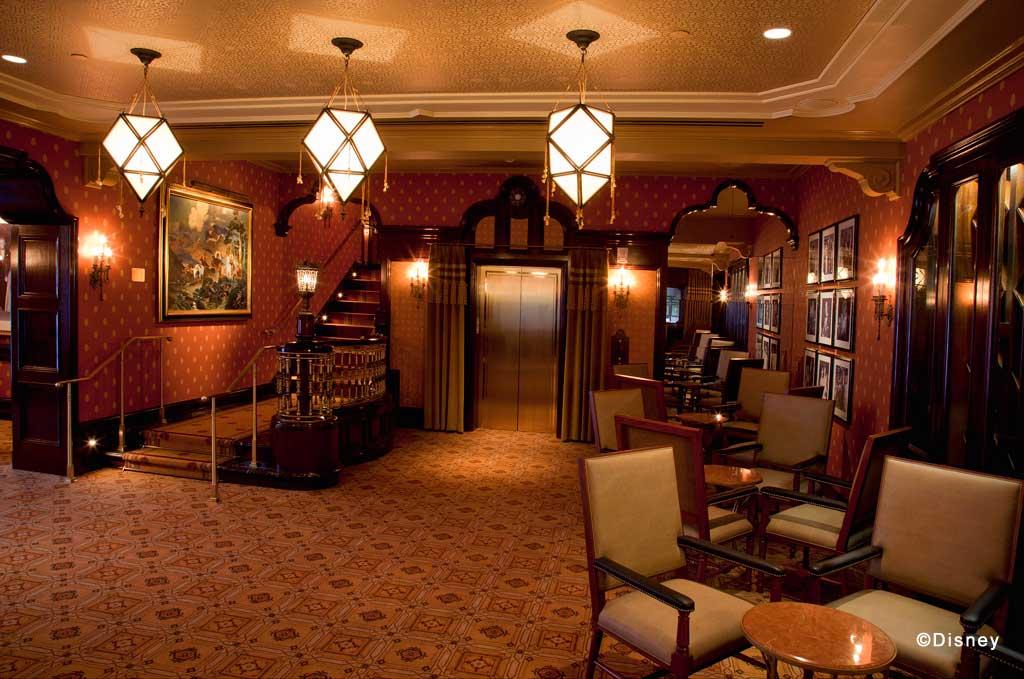Carthay Circle Interior (Disney Pictures)