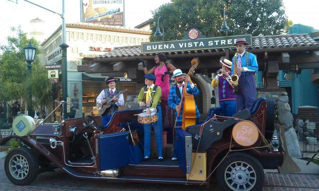 Five & Dime on #BuenaVistaStreet