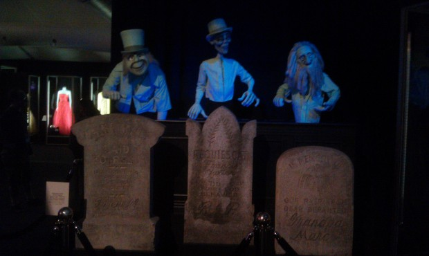 From the WDW Haunted Mansion
