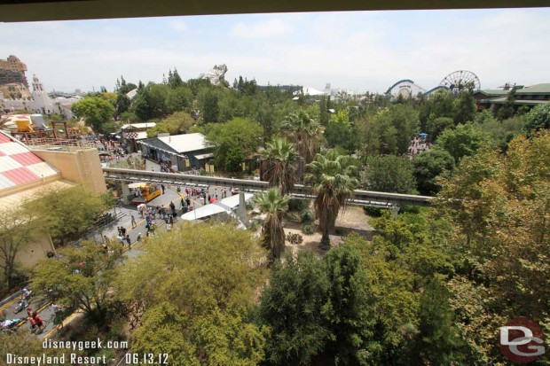 Grand Californian Park View