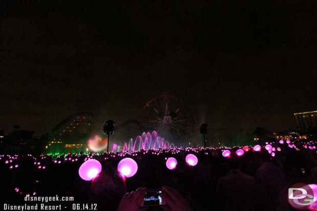 Another World of Color Picture