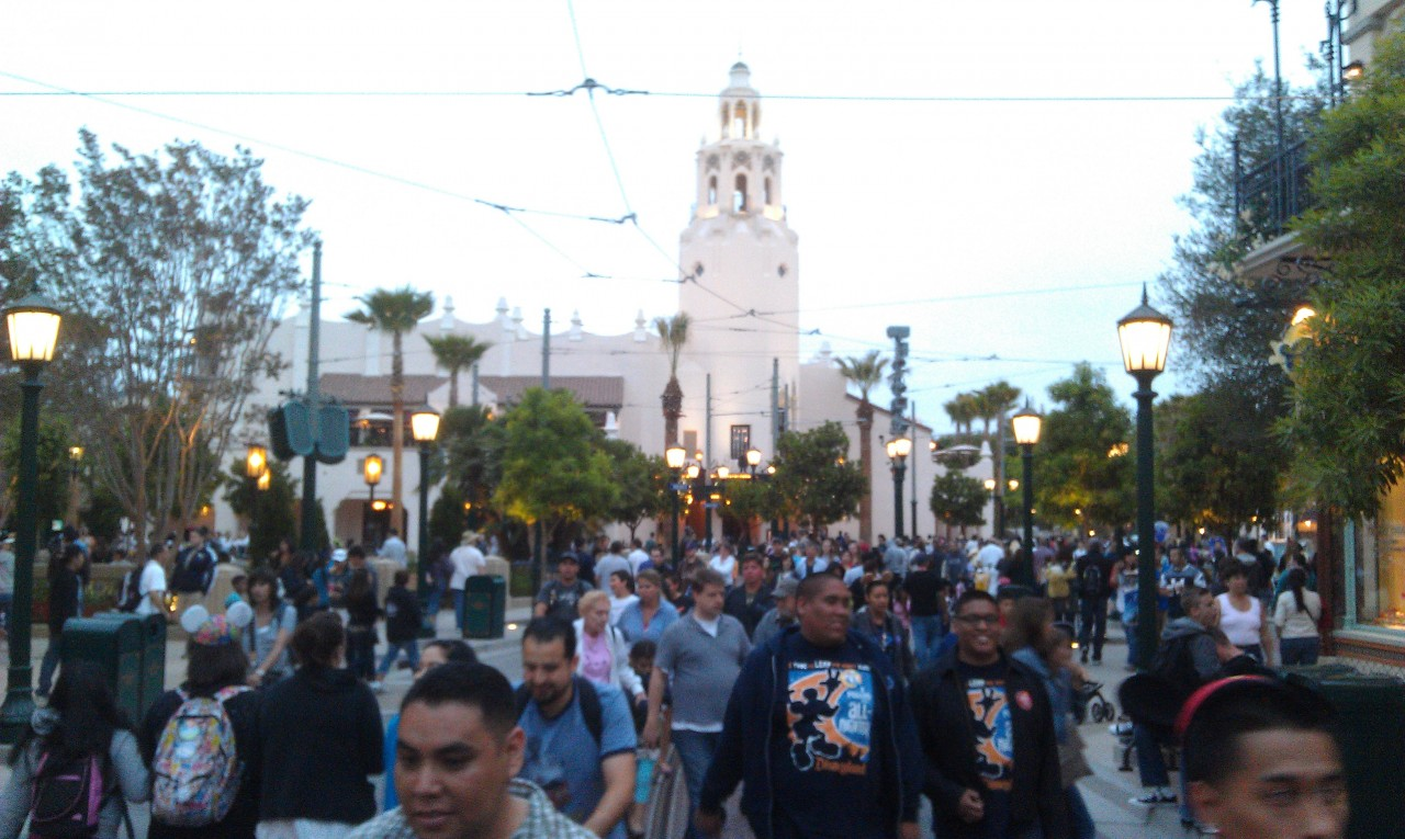 One last look at #BuenaVistaStreet before heading home.