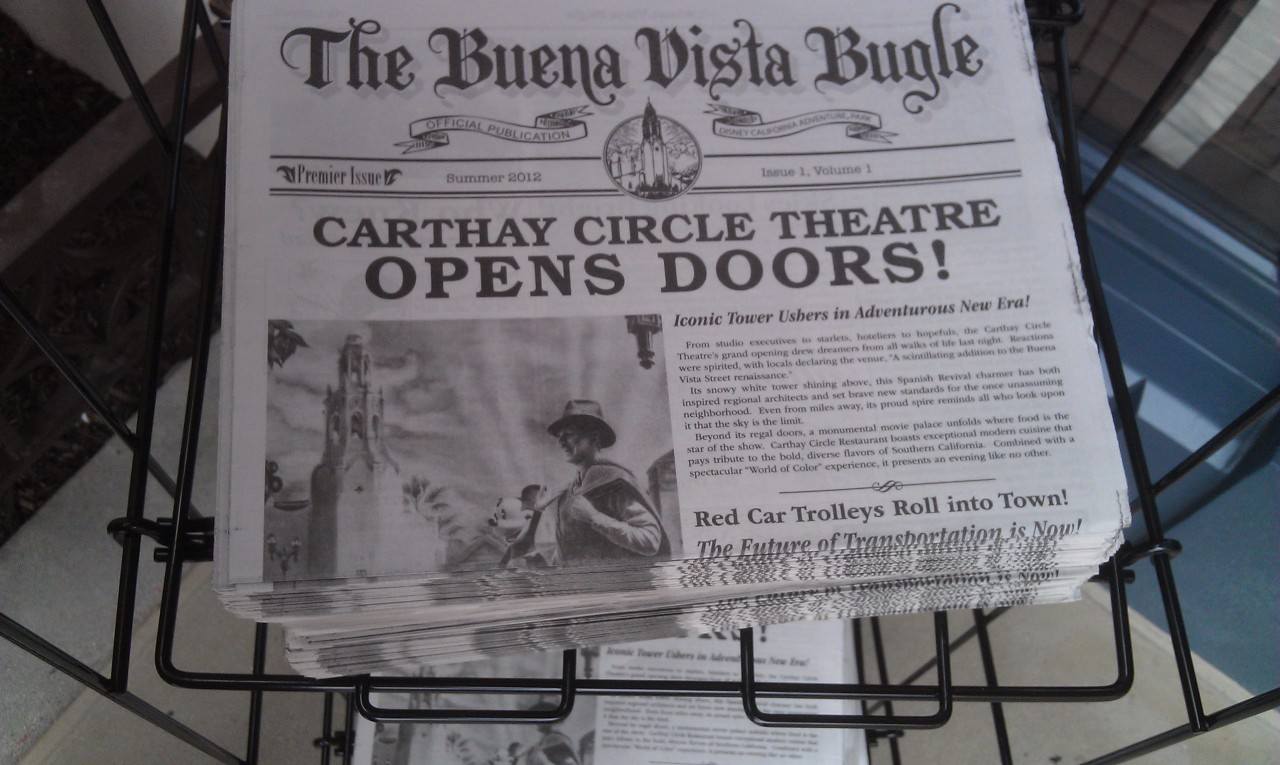 The Buena Vista Bugle
