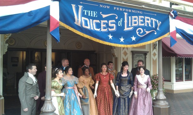 The Voices of Liberty on Main Street USA