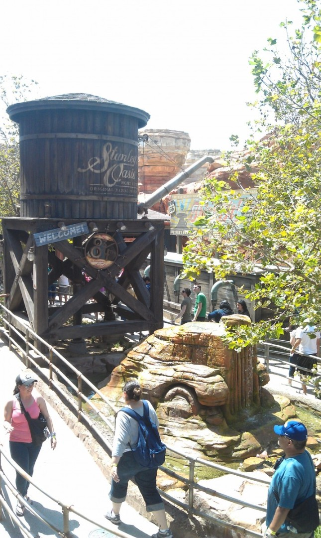 The queue is great!  here is the spring.