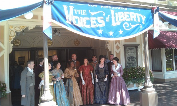Only a few more weeks to catch the Voices of Liberty