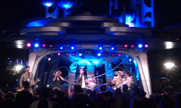 Suburban Legends at Tomorrowland Terrace tonight