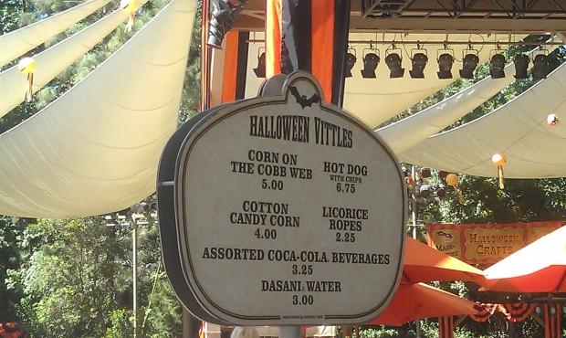 Halloween Vittles