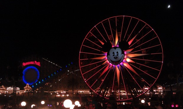 Just 15 more minutes till World of Color