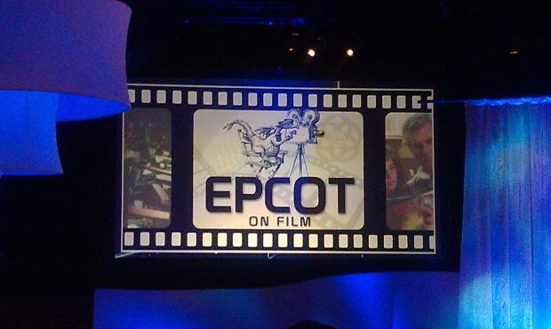 Next up EPCOT on film at #EPCOT30