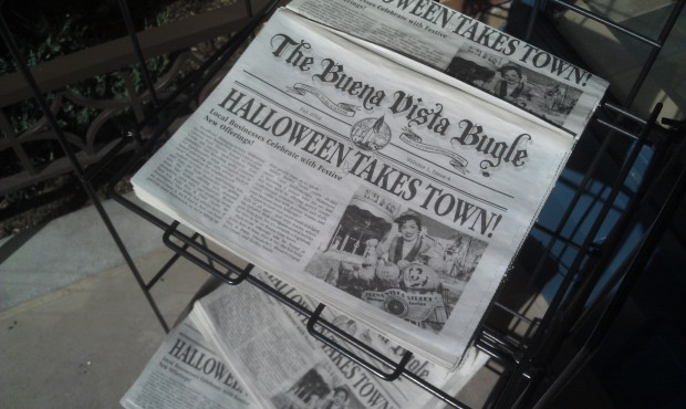 The 4th issue of the Buena Vista Bugle is out on #BuenaVistaStreet