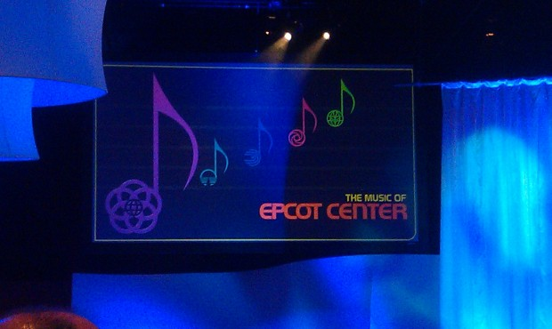 The Music of EPCOT Center is the finale presentation of #d23epcot30