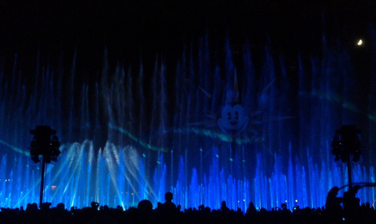World of Color – Part of Your World