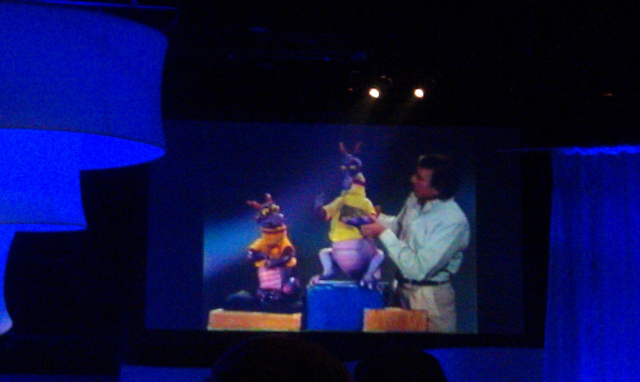 #d23epcot30 Figment screen test clip