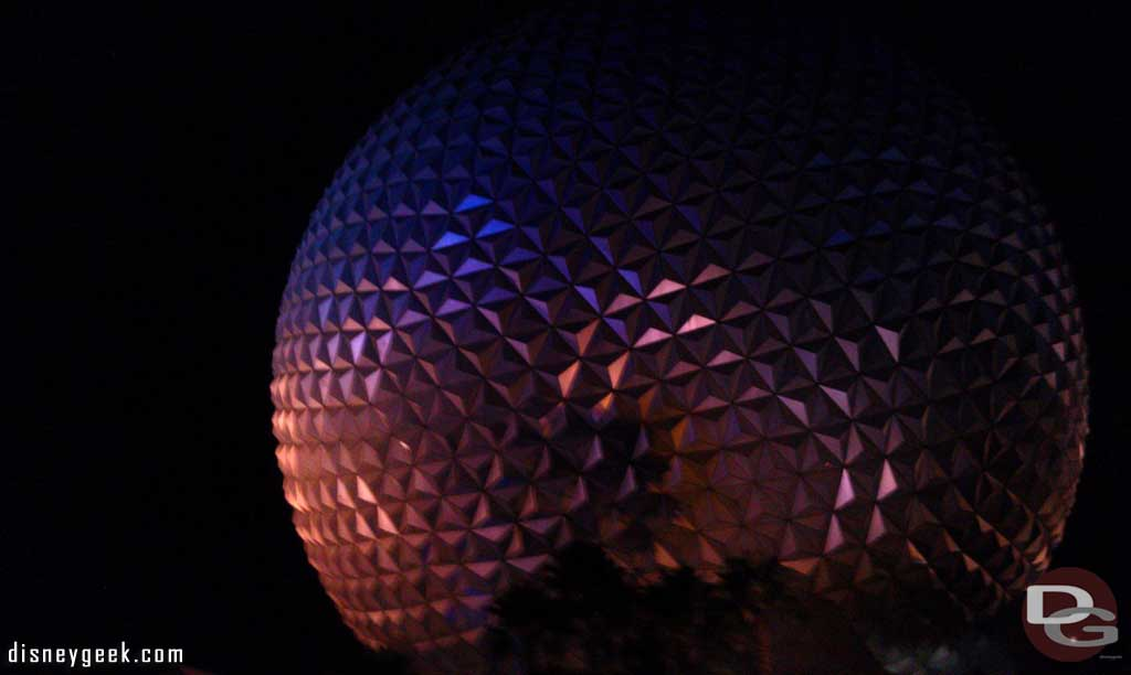 Back to EPCOT