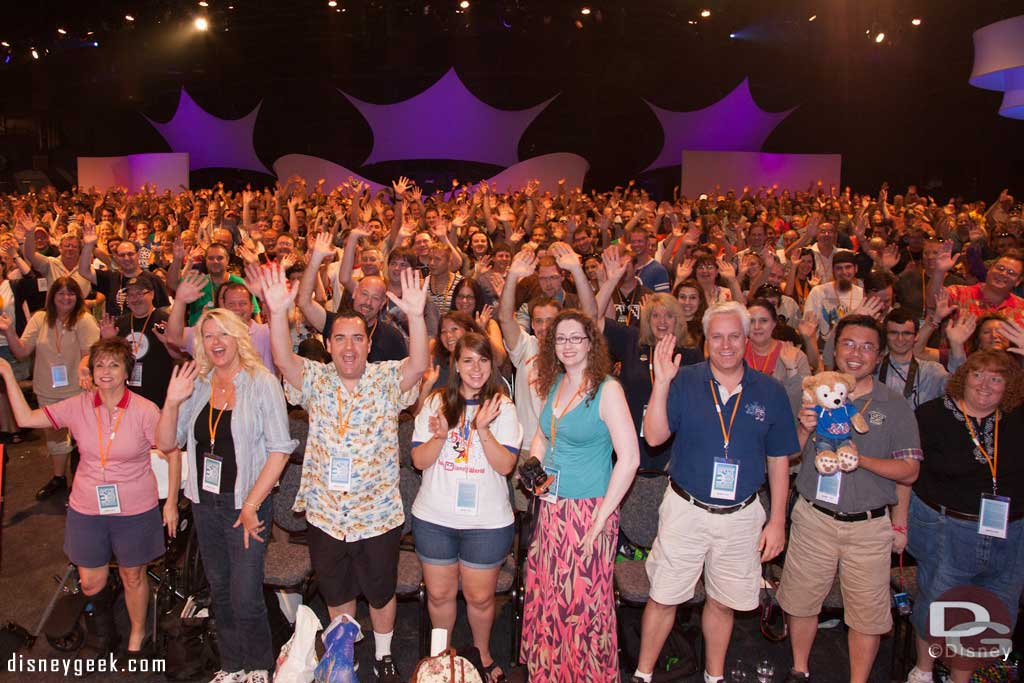 D23 EPCOT 30th Anniversary Celebration Pictures