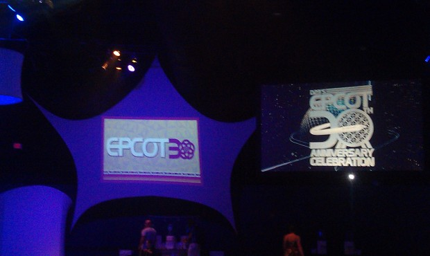 Ready for the 1pm Designing the Future: Past and Present part of the #Epcot30 events today.