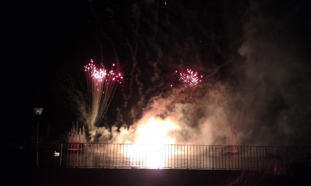 Time for Illuminations to close out #Epcot30