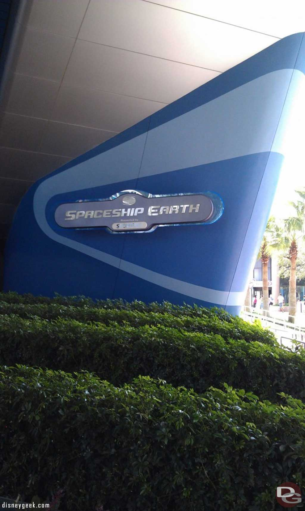Time for one last trip through Spaceship Earth