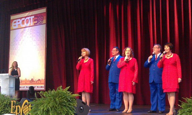 Voices of Liberty #Epcot30