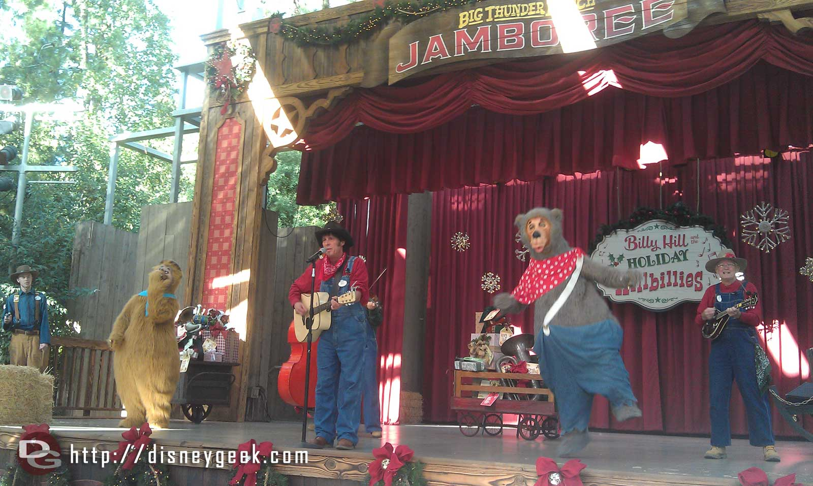 Country Bears and Billies