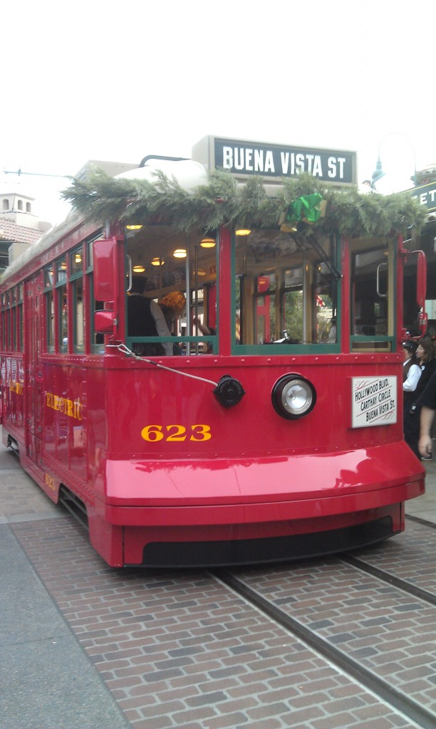 Next stop Buena Vista Street