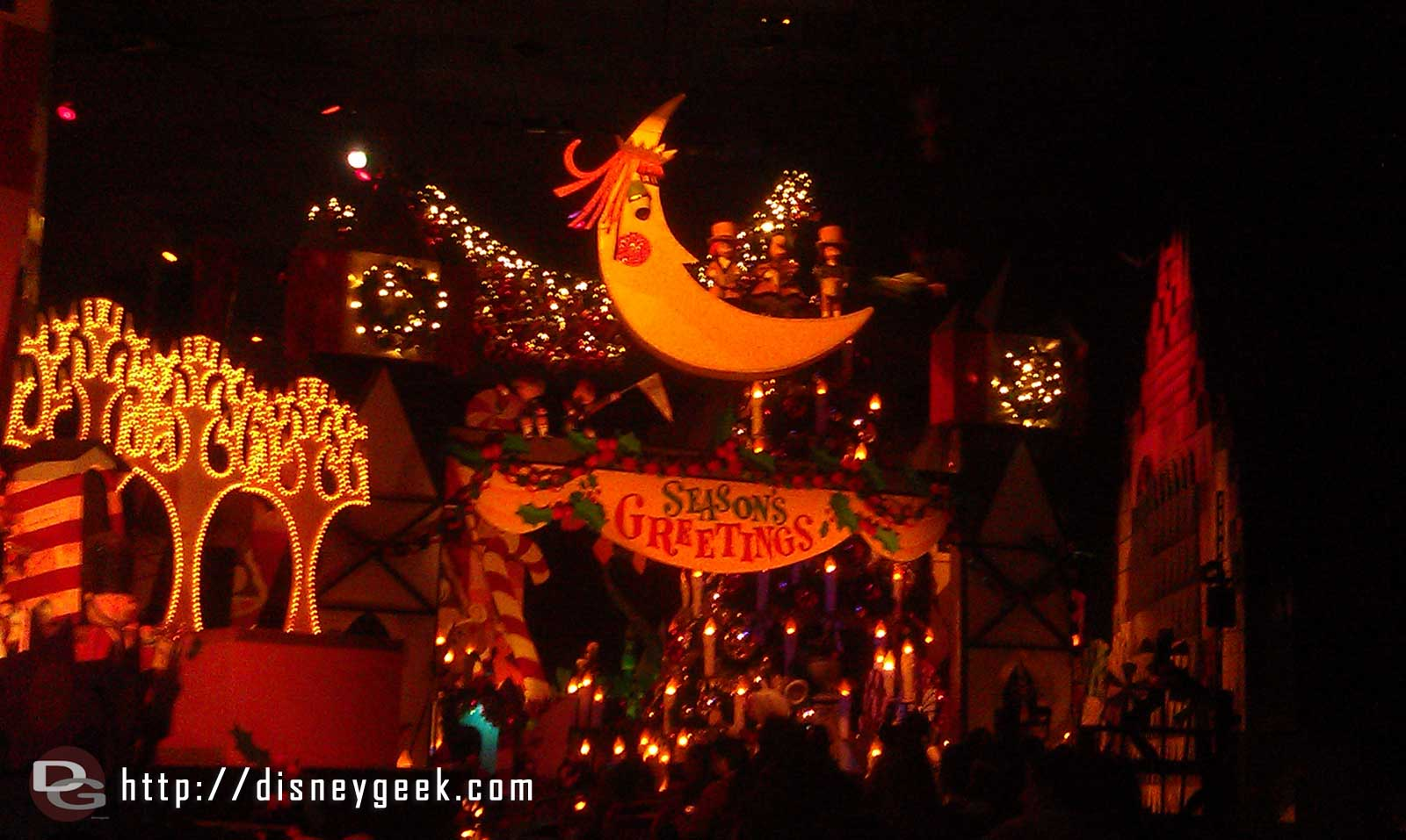 Sailing through Small World Holiday.