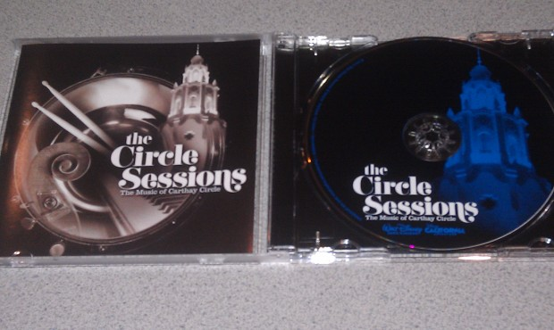 While working on the update listened to the Circle Sessions CD.  Really enjoyed it, perfect background to work to.