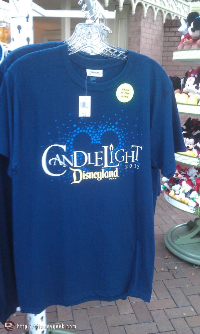 Candlelight merchandise