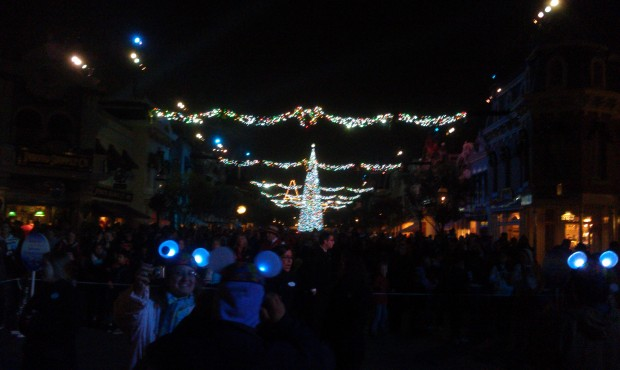 Glow with the show ears interact with the Wintertime Enchantment moments too.  Plenty of room in the section still.