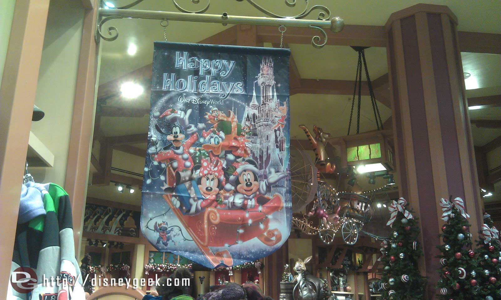 Inside the World of Disney…. at the Disneyland Resort… why?