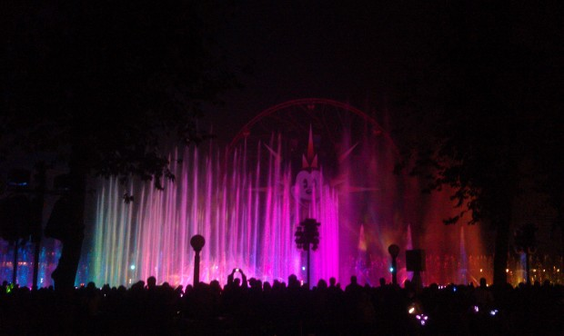 World of Color...