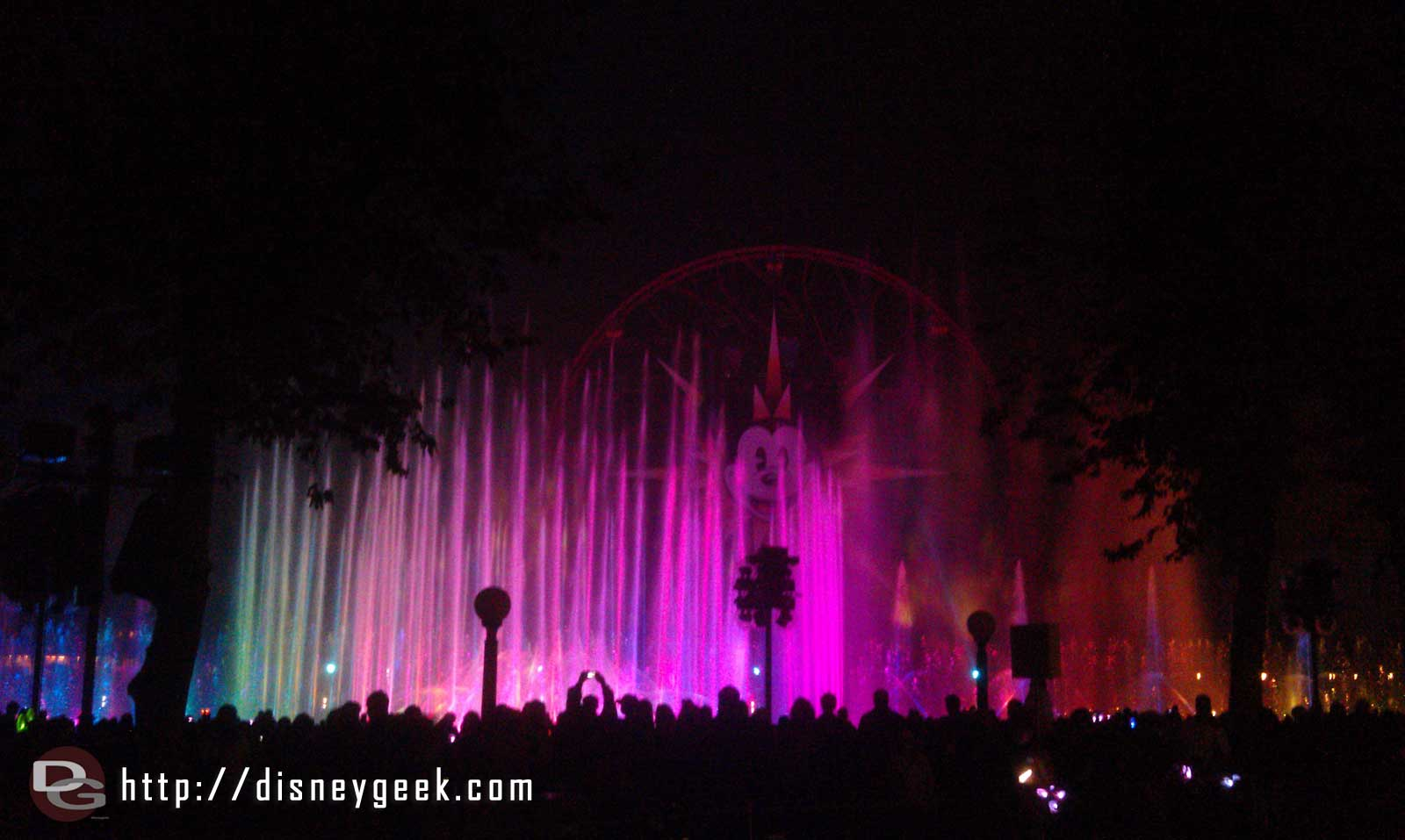 World of Color…