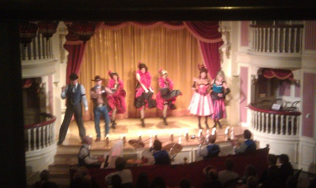 A Salute to the Golden Horseshoe Revue