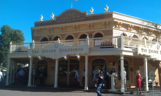 Golden Horseshoe tickets are long gone for today, CM said several hours ago.